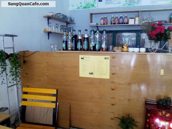 Sang quán cafe ghế gỗ Giá Rẻ quận 7