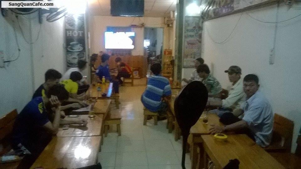 Sang quán cafe ghế gỗ quận Thủ Đức