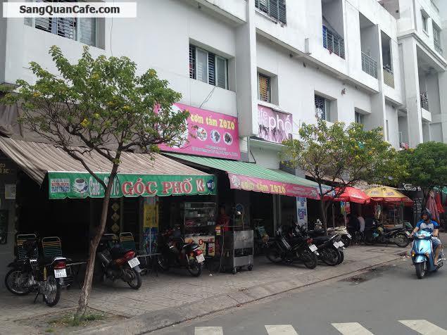 Sang quán cafe giá 55 triệu , CC Lữ Gia ,Q.11