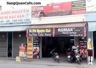 Sang quán cafe giá cực rẻ quận Tân Phú