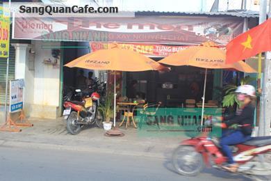 Sang quán cafê gia đình, Huyện Nhà Bè