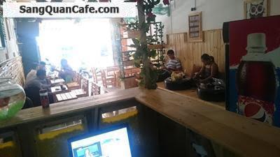 Sang Quán Cafe Gía rẻ cư xá Bình Thới