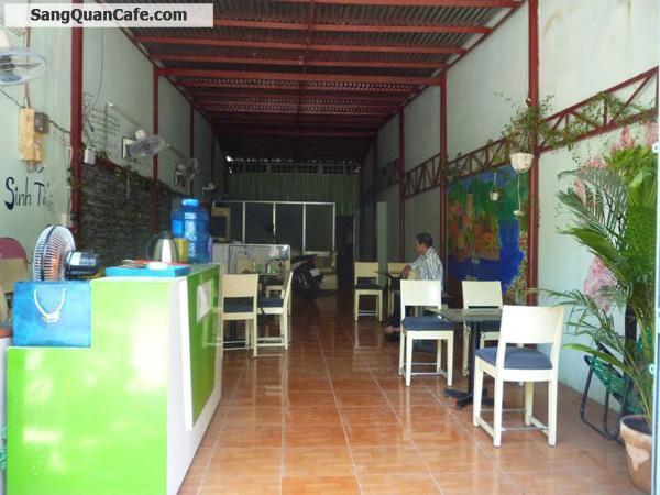 Sang quán cafe giá rẻ KDC Nam Long
