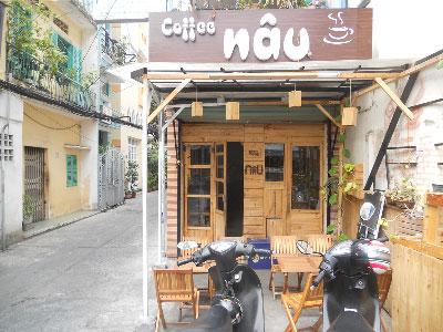 Sang quán cafe giá rẻ Q.3