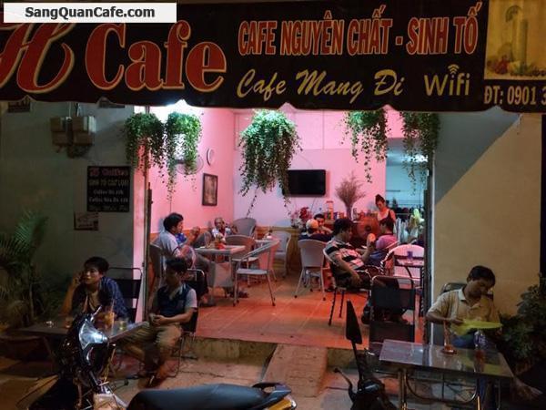 Sang quán cafe giá rẻ quận 12
