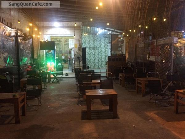 Sang quán cafe giá rẻ quận 7
