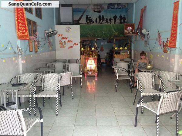 Sang quán cafe giá rẻ quận Bình Tân