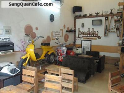 Sang quán cafe gia rẻ quận Phú Nhuận