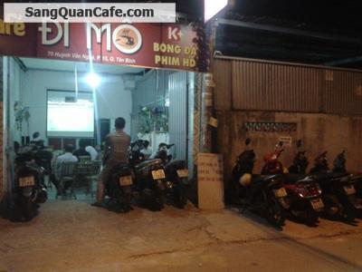 Sang Quán Cafe Giá Rẻ quận Tân Bình