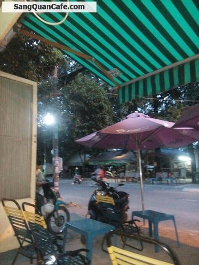 Sang quán cafe giá rẻ quân Tân Phú