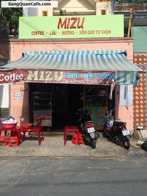 Sang Quán Cafe Giá Rẻ quận Thủ Đức
