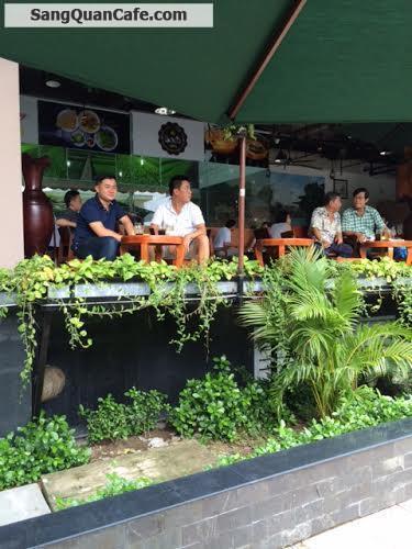 Sang quán cafe gó 2 MT CC Hà Đô  Quận Gò Vấp