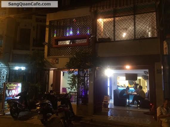Sang Quán Cafe Góc 2 Mặt Tiền Công Viên Tân Phước