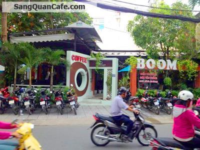 Sang quán cafe góc 2 mặt tiền đường Ba Vân