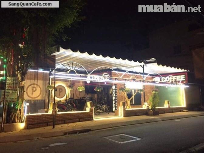 Sang quán Cafe góc 2 mặt tiền đường Bình Lợi