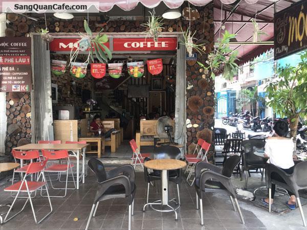 Sang quán cafe Góc 2 mặt tiền khu Bàu Cát