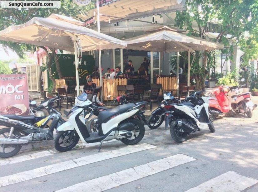 Sang quán cafe góc 2 mặt tiền khu Bình Phú