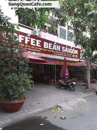 Sang quán cafe góc 2 mặt tiền khu Chung Cư Sơn Kỳ