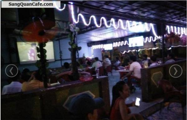 Sang quán cafe góc 2 mặt tiền quận Bình Tân