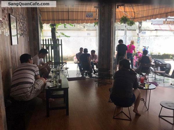 Sang quán Cafe gốc 2 mặt tiền Quận Gò Vấp