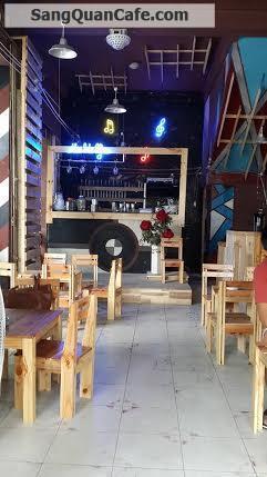 Sang quán Cafe góc 2 mặt tiền quận Thủ Đức