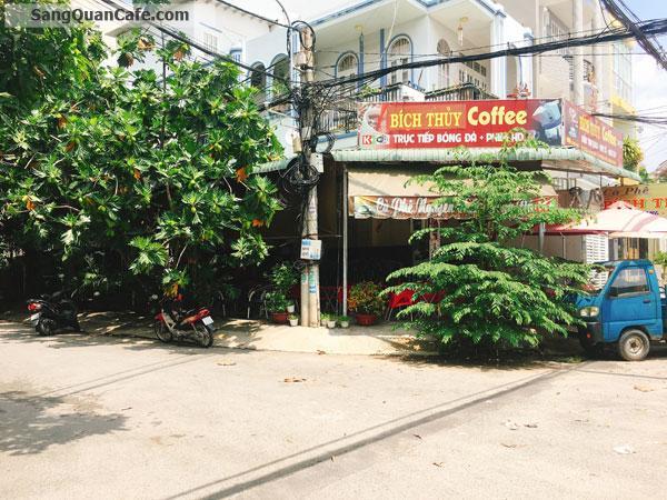 Sang Quán Cafe Góc 2 MT , DT : 10m x 25m