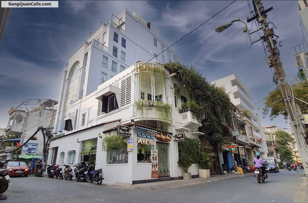 Sang Quán Cafe Góc 2 MT đường 36 Bis Huỳnh Khương Ninh, Q.1