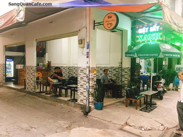 Sang Quán Cafe Góc 2 MT Khu VP ETown