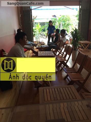 Sang Quán cafe góc 2MT , ngã ba Phan Đình Phùng , Tân Phú