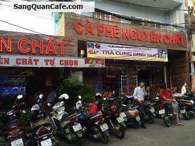 Sang quán cafe góc hai mặt tiền đường Phan Văn Trị,