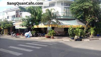 Sang quán Cafe góc hai mặt tiền KCN Tân Bình