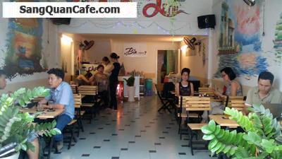 Sang quán cafe góc mặt tiền