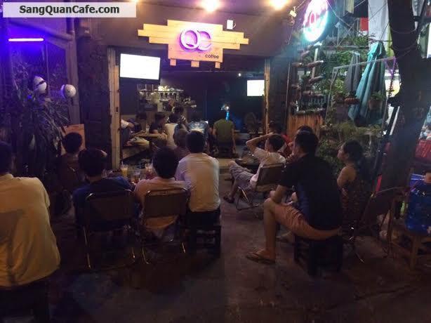 Sang quán cafe góc Ngã ba Rạch Bùng Binh - Bà Huyện Thanh Quan