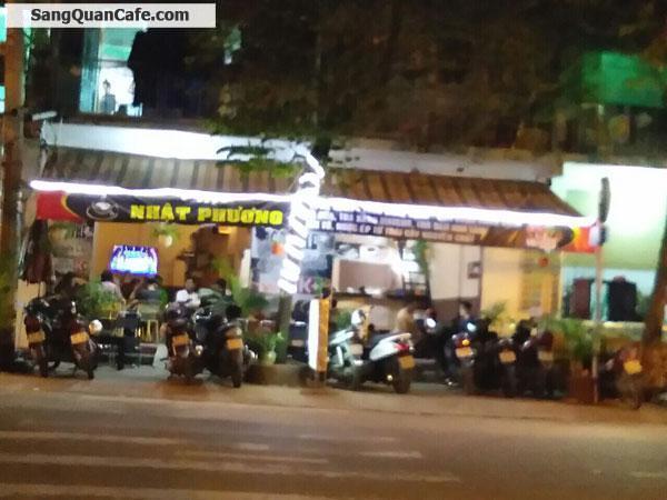 Sang quán cafe góc ngã tư khu Nam Long