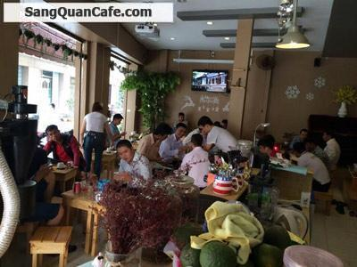 Sang quán cafe góc ngã tư khu Phan Xích Long
