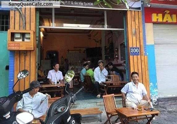 Sang quán cafe Góc Phố gần Lotte Nguyễn Văn Lượng, Gò Vấp