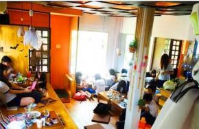 Sang quán cafe Handmade Q.3