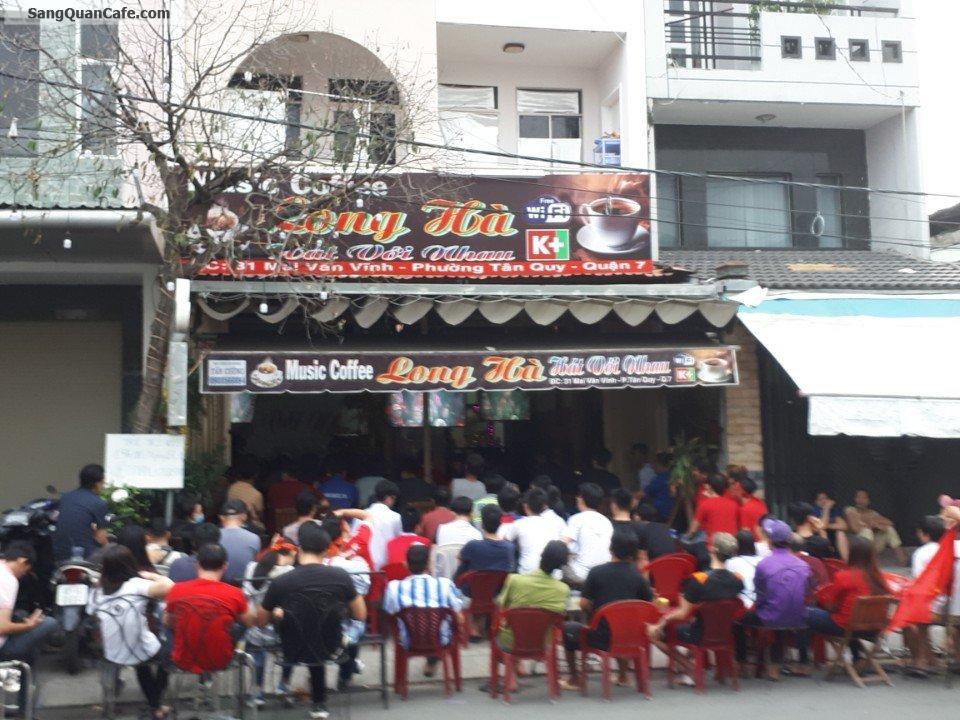 Sang Quán Cafe Hát Với Nhau