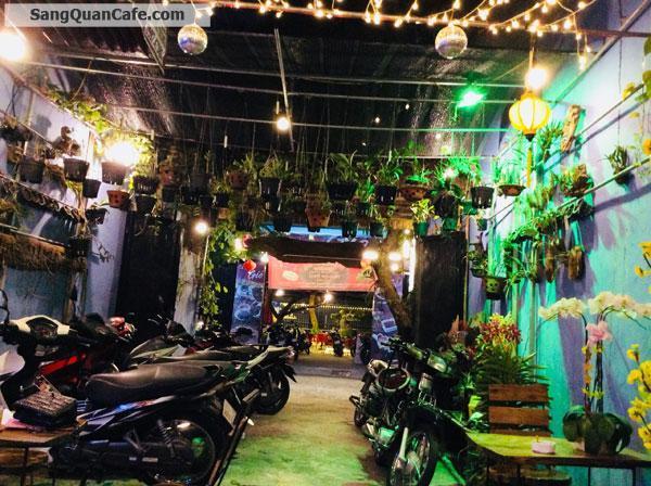 Sang quán cafe hát với nhau đường Tân Sơn Gò Vấp