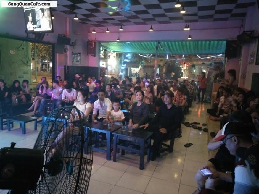 Sang quán cafe hát với nhau MISA quận 12