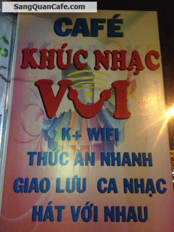 Sang quán cafe hát với nhau ở Bình Chánh