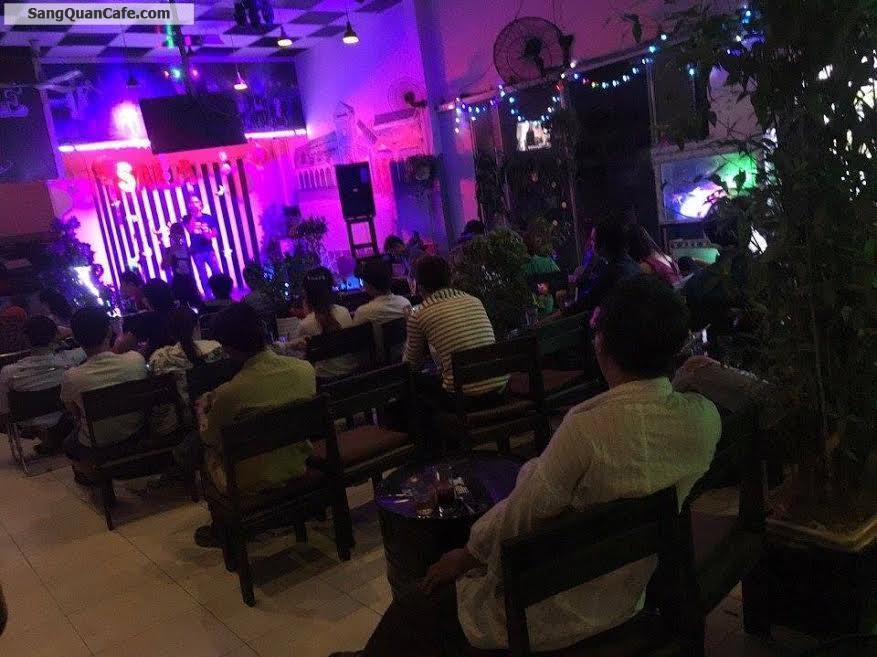 Sang quán cafe hát với nhau quận 12