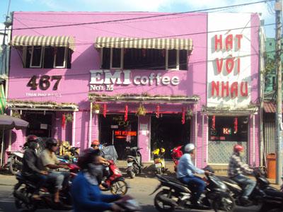 Sang quán cafe hát với nhau quận 5