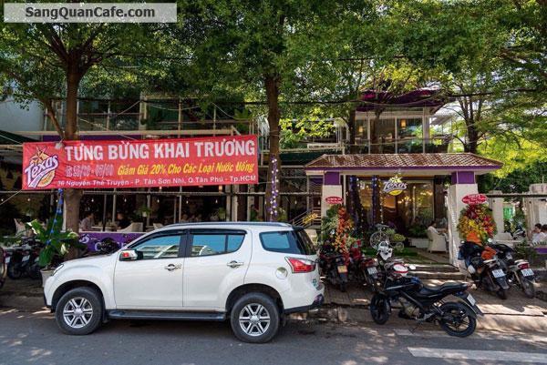 Sang quán cafe hát với nhau vị trí cực đẹp