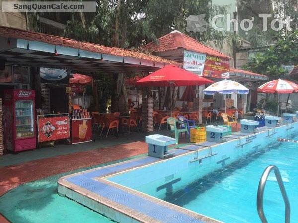 Sang Quán Cafe Hồ Bơi Quận 3