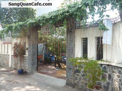 Sang quán cafe hoặc cho thuê lại, Thống Nhất, Q.Gò Vấp