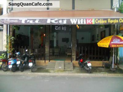 Sang quán cafe hoặc cho thuê mặt bằng