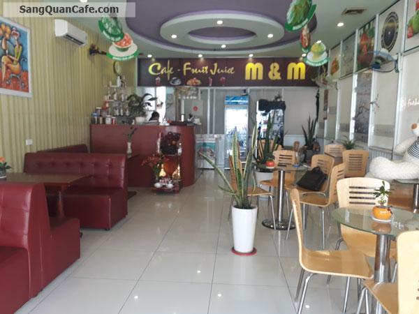 Sang Quán Cafe Hoặc Cho Thuê quận 7