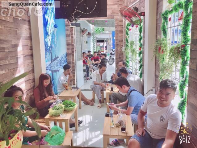 Sang quán cafe hoặc mặt bằng kinh doanh