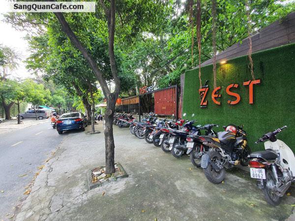Sang quán cafe hơn 300m2, mặt tiền hơn 20m
